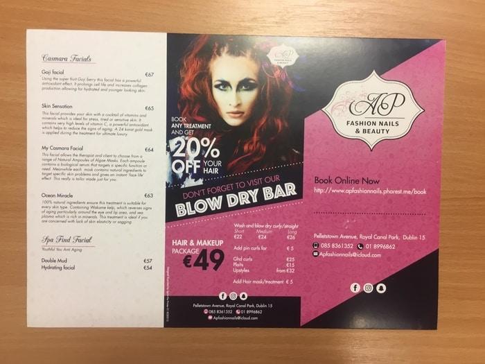 Beauty Leaflet Distribution